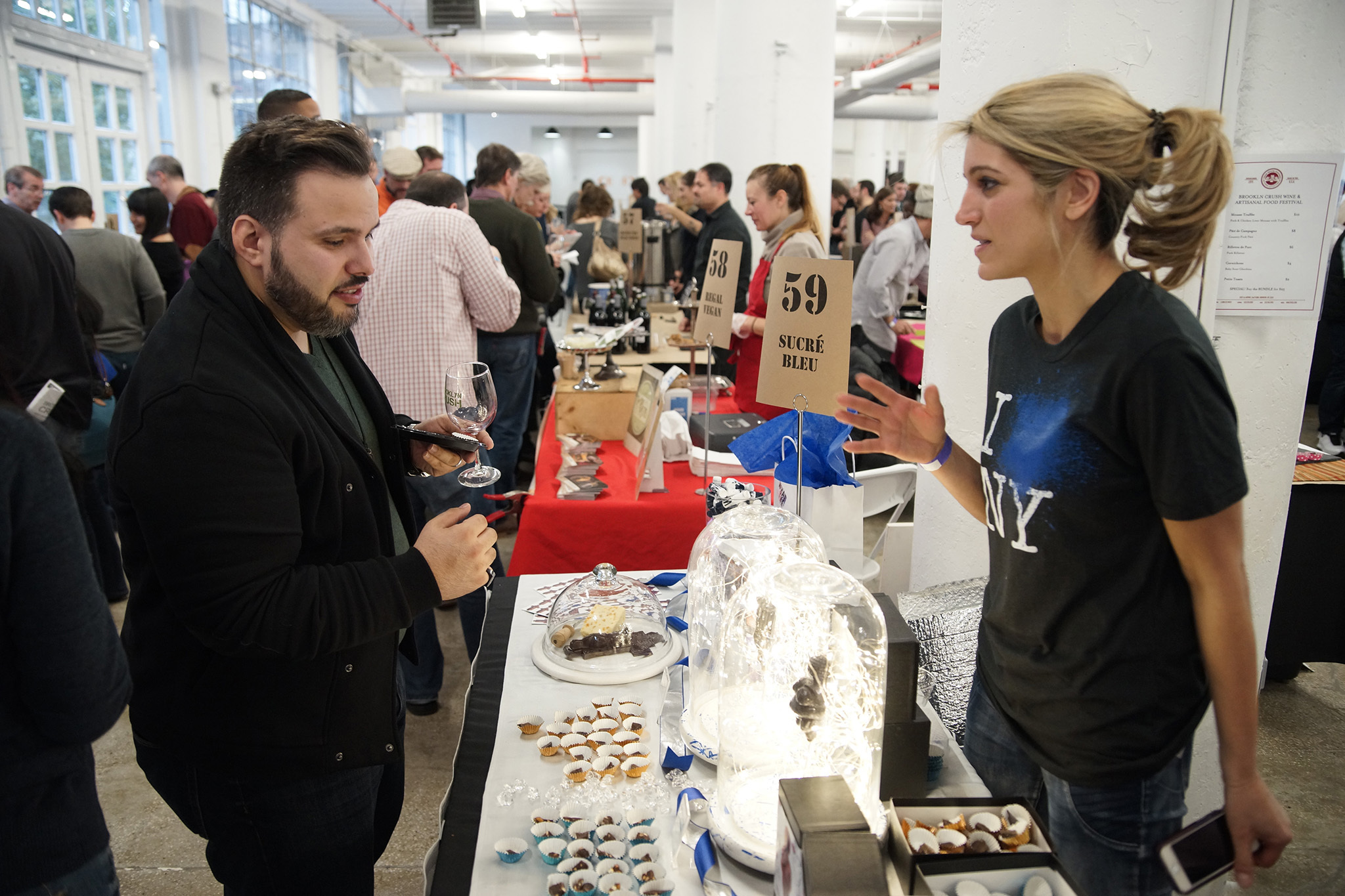 Brooklyn Crush Wine & Artisanal Food Festival