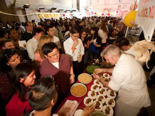 LUCKYRICE New York Feast