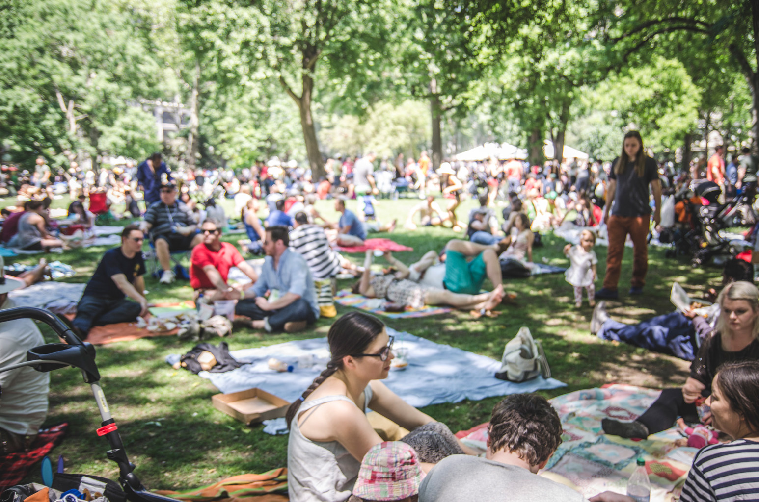 The best food festivals in NYC this summer