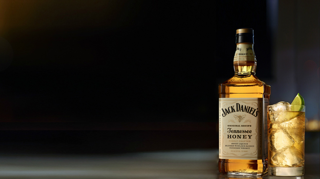 A little bit of Honey. A whole lot of Jack