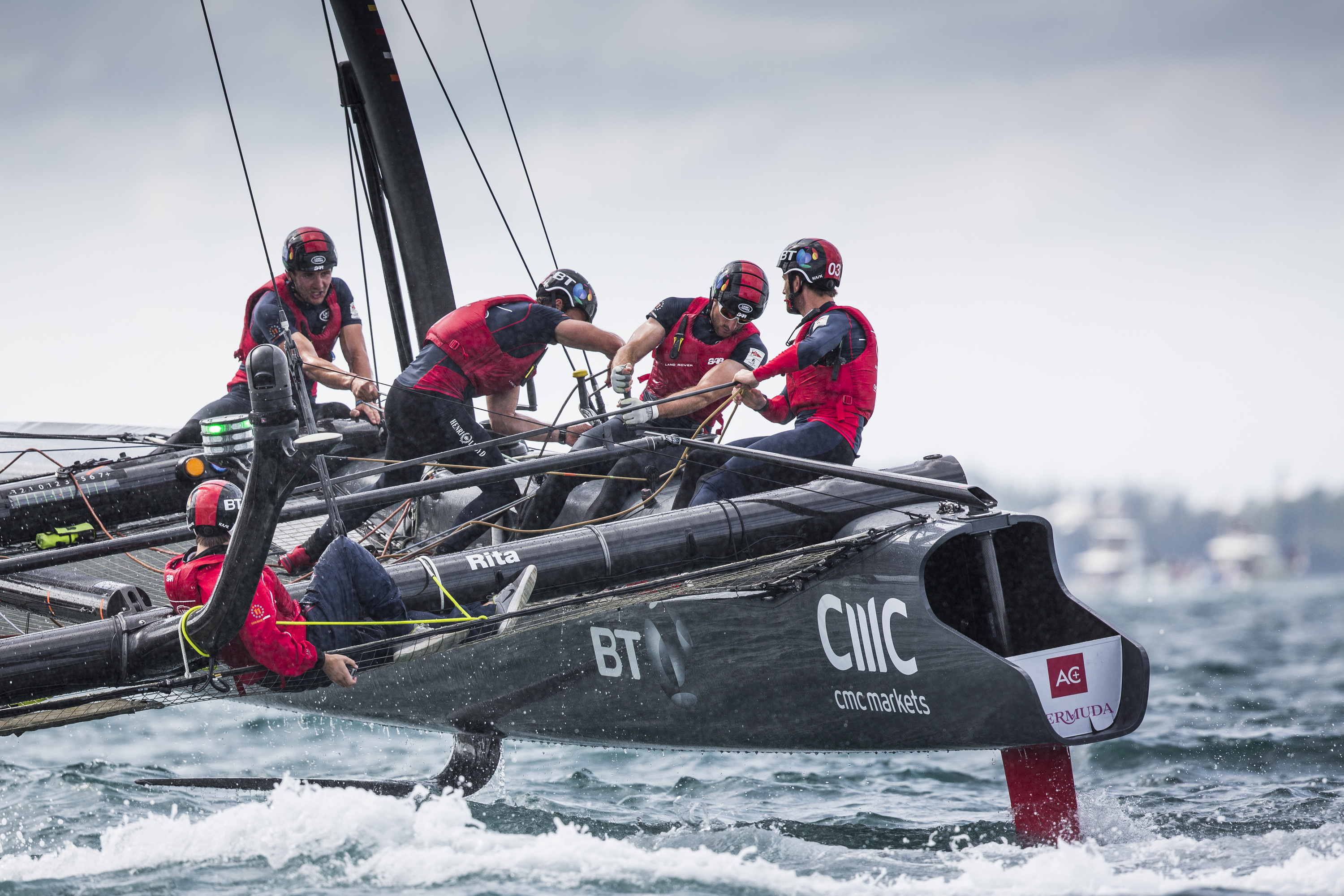 Where to watch the America's Cup in NYC