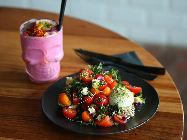 The best vegan restaurants in Melbourne