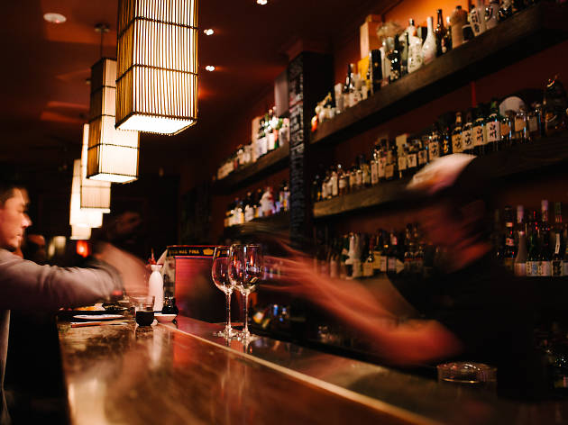 Nihonshu Shochu and Sake Bar in Melbourne's CBD