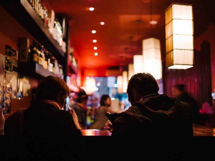 Nihonshu Shochu and Sake Bar