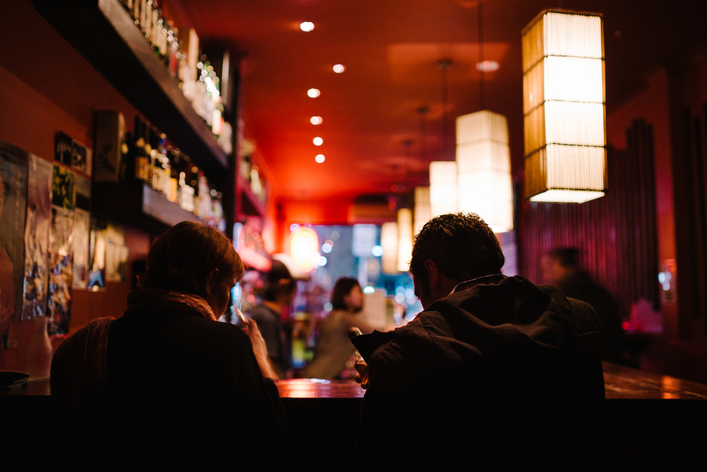 Melbourne's best bars for drinking alone