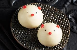 Chefs Gallery piggy buns