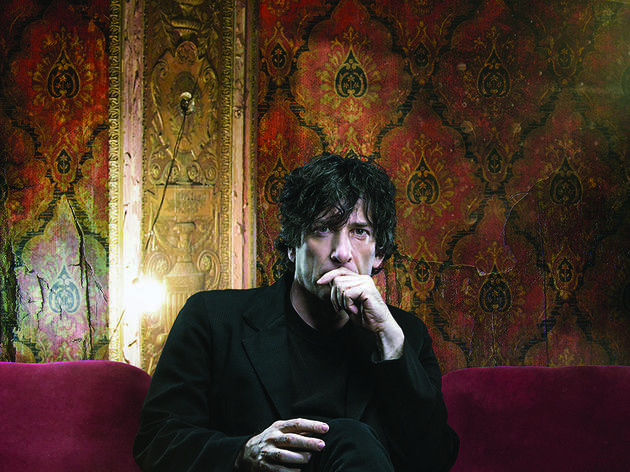 Exclusive: Neil Gaiman on why 'Game of Thrones' author George RR Martin is like the Kardashians