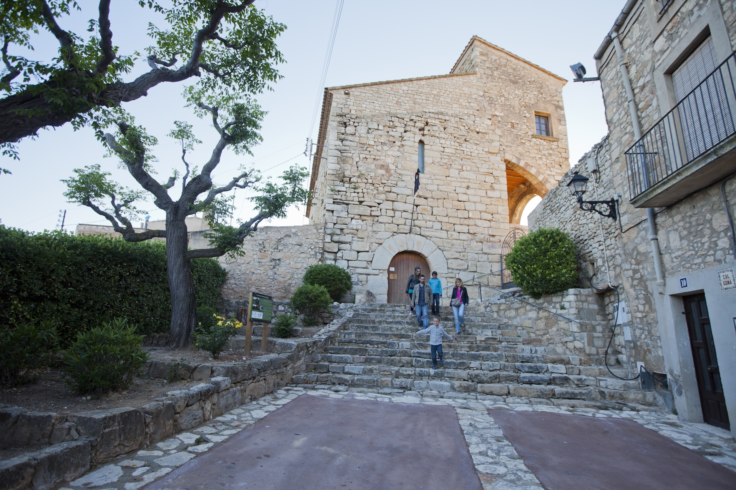 Castell Templer i Celler Modernista de Barberà de la Conca