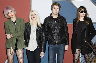 White Lung + No Joy