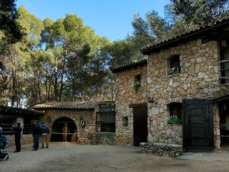 Masia Catalana