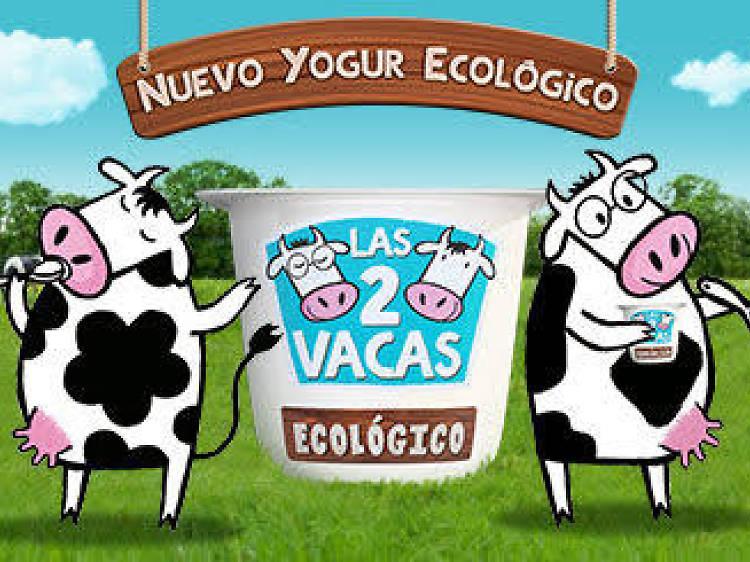 Menja productes ecològics