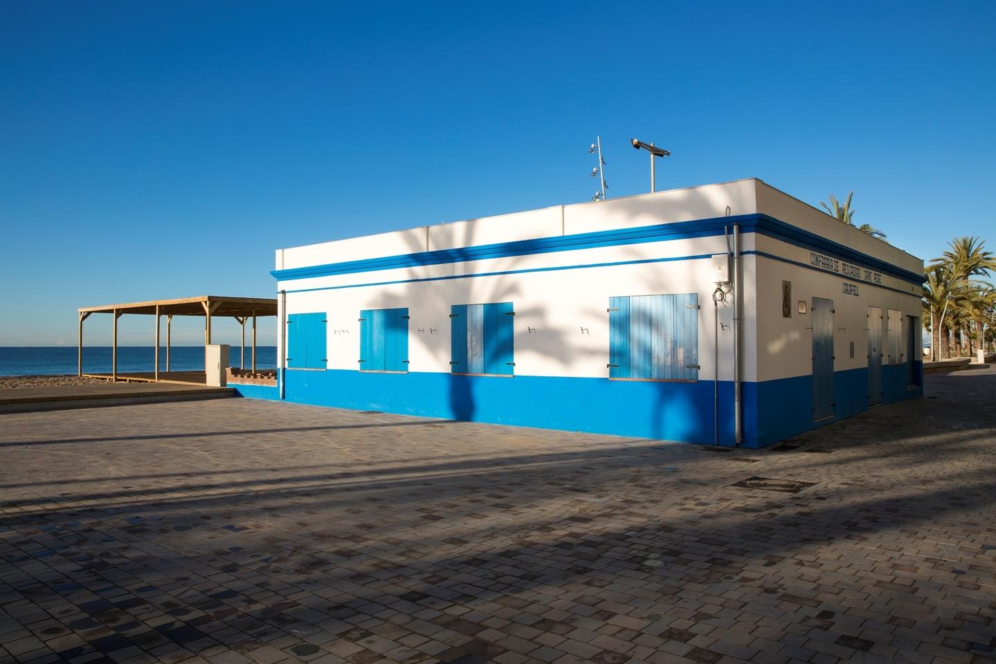 La Confraria, Calafell fishermen's study centre