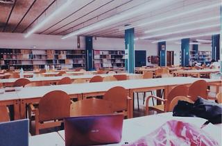Biblioteca d'Economia de la Universitat de Barcelona