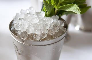 Southern-Style Mint Julep at the NoMad