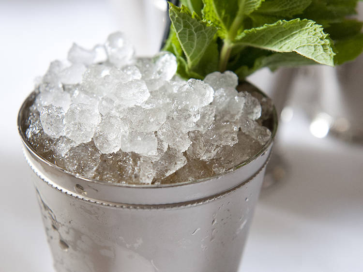 The 10 best mint juleps in NYC