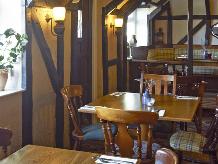 The Filly Inn, Setley, nr Brockenhurst, Hants