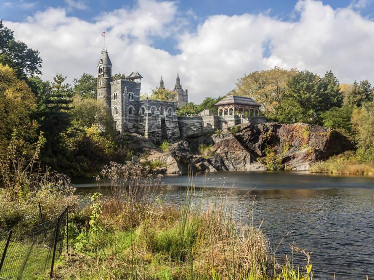 New York, NY: Belvedere Castle