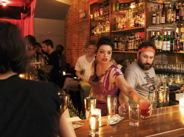 Meet the finalists of Time Out Chicago's 2016 Bar Awards