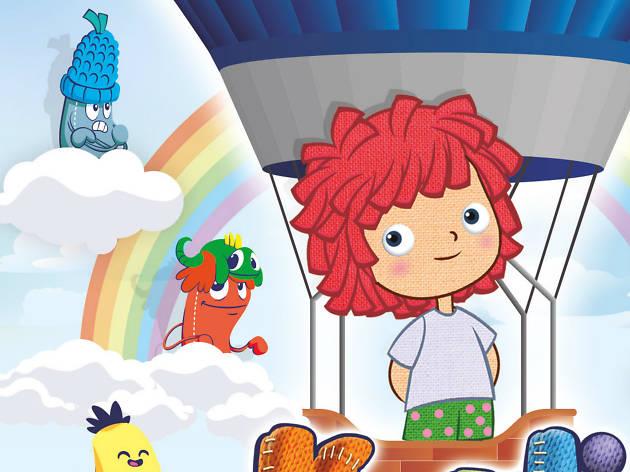 Disco para niños Karli y los nubecinos