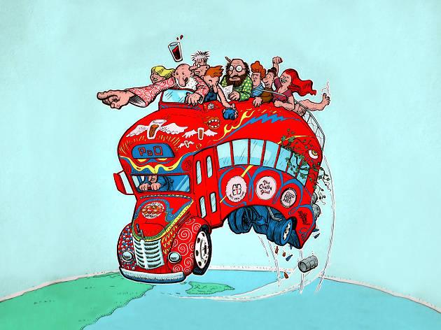 Crafty's Pint of Origin Bus Tour