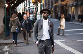 Photo Walk: Sydney Street Style with Men in This Town