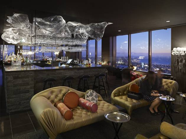 The Lui Bar above Vue de Monde in Melbourne