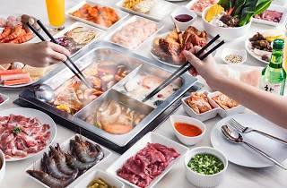 Goro-Goro Steamboat & Korean Buffet