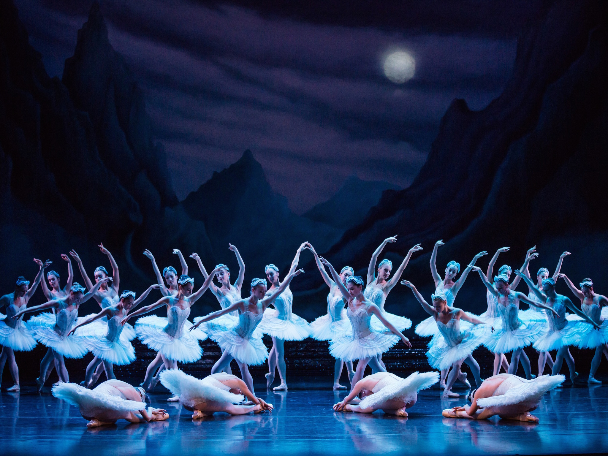 Swan Lake, Australian Ballet