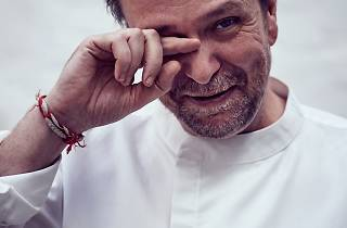 Photograph of chef David Thompson