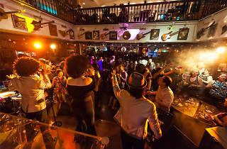 The Hard Rock Café Farewell White Party