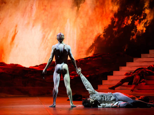 Frankenstein, Royal Ballet