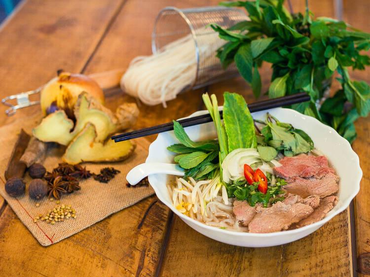Les meilleurs restaurants vietnamiens à Paris