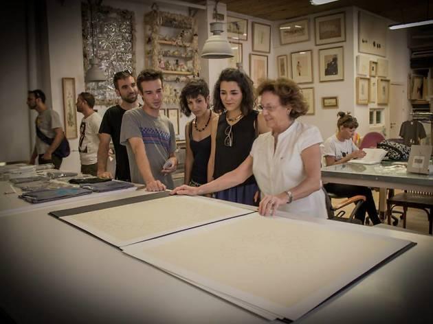 Un fin de semana para colarse en los talleres de los artistas madrileños