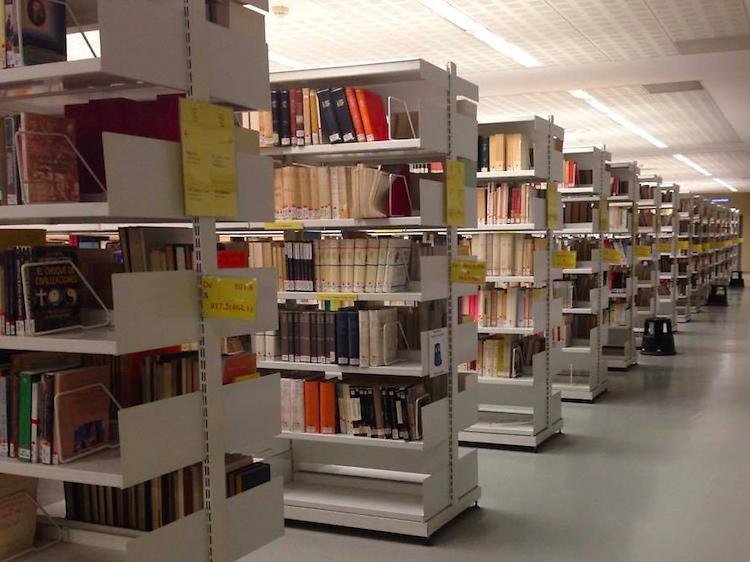 Biblioteca de Filosofia, Geografia i Història de la UB
