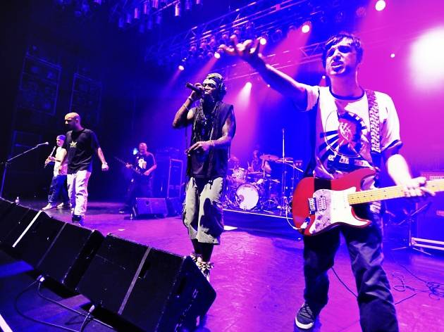 Asian Dub Foundation and Laal