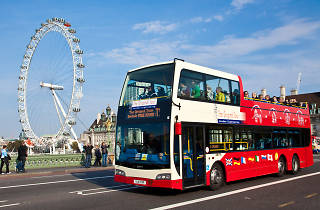 Original London Sightseeing Bus Tour