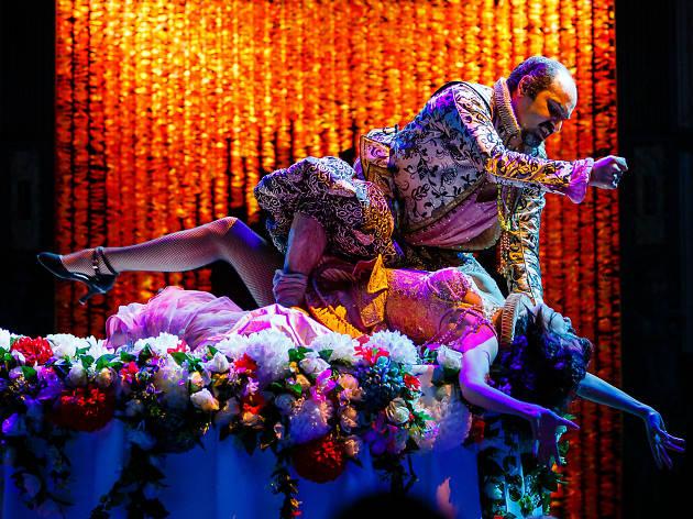 A Midsummer Night's Dream, Emma Rise, Shakespeare's Globe, 2016