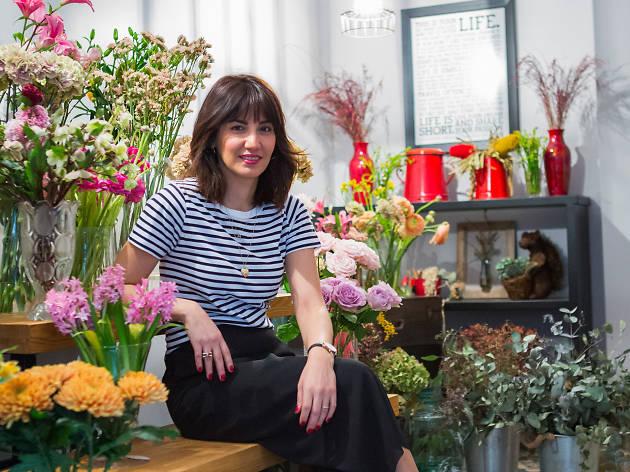 Miss Bloom'un sahibi çiçek tasarımcısı Aslı Sürmeli röportajı