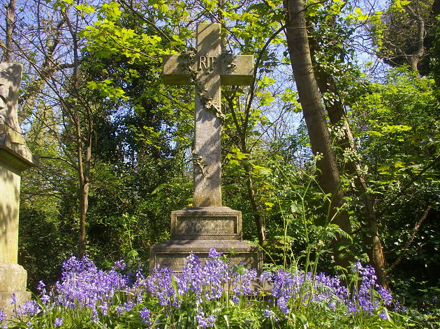 Nunhead Cemetery Open Day