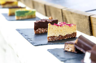 Five market stalls in London that do sugar-free cakes