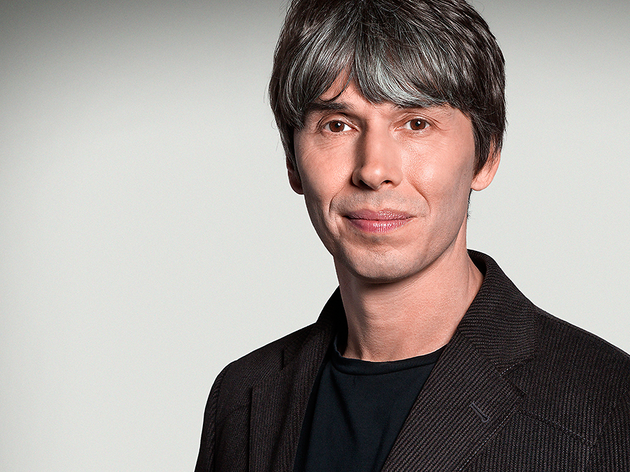 Professor Brian Cox A Journey into Deep Space