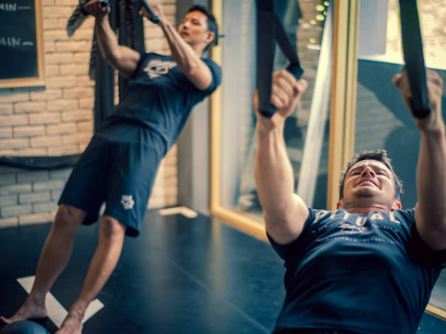 For those who like: fat-burning HIIT