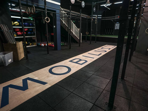MobCon at CrossFit Mobilus