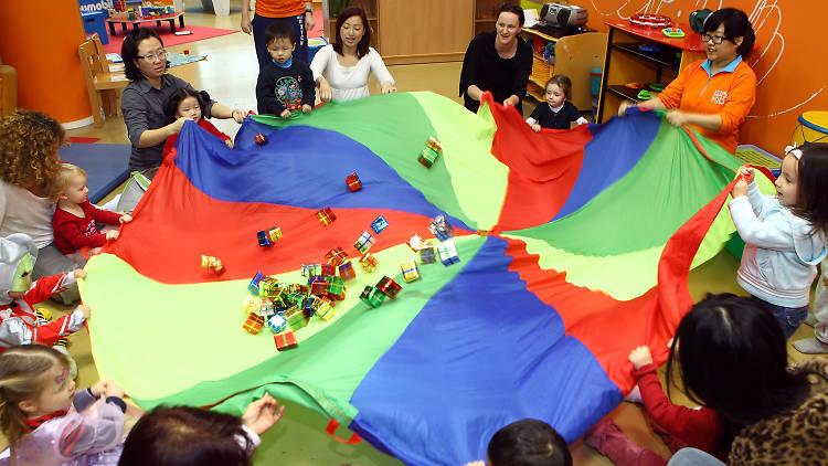 Wise Kids Playroom