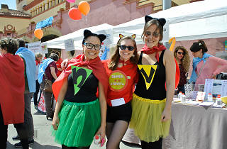 Superheroi(ne)s BCN Day 2016
