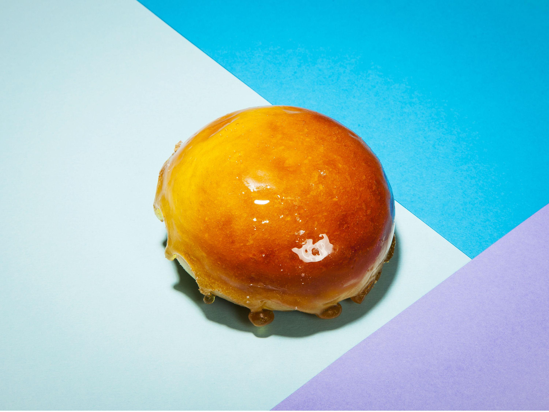 London's best doughnuts, dum dum donuterie creme brulee