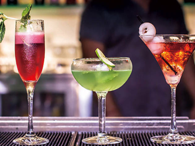 Rude Bar and Lounge