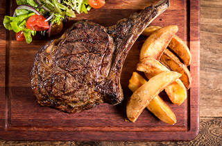 Butcher's Club Steak Frites
