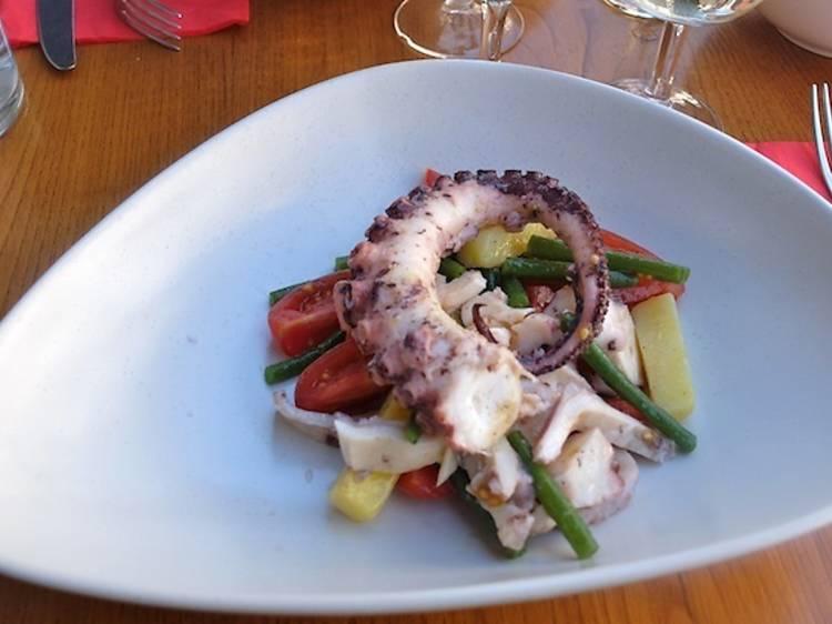 Restaurants italiens à Paris