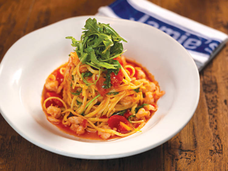 Jamie's Italian(全線結業)